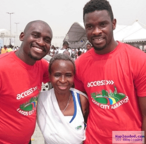 Photo: This 68-Year-Old Woman Completed The Lagos Marathon Race